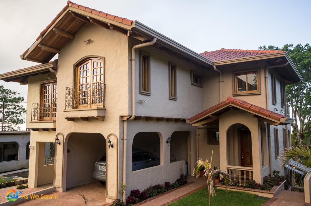 Our Condo Home for a few days in Boquete