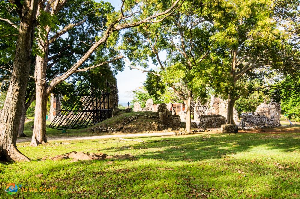 Other ruins at Panama Viejo