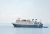 M/V Sea Lion at anchor off of Casa Orquideas