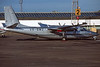 VR-BMZ Aero Commander Turbo Commander 690D c/n 15033 Prestwick/EGPK/PIK 04-11-95 (35mm slide)