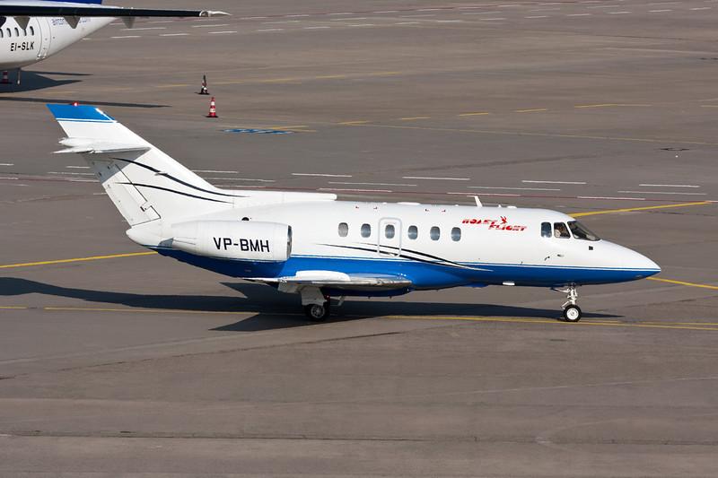 VP-BMH Hawker-Siddley HS.125-800B c/n 258180 Cologne-Bonn/EDDK/CGN 23-05-10