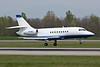 VP-BDL Dassault Falcon 2000 c/n 111 Basle-Mulhouse/LFSB/BSL 23-04-10