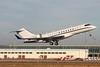 VP-BAH Bombardier Global Express XRS c/n 9223 Palma/LEPA/PMI 13-06-16
