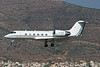 VP-BSF Gulfstream 4 c/n 1058 Athens-Hellenikon/LGAT/ATH 20-09-00 (35mm slide)