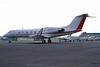 VR-CFL Gulfstream IVSP c/n 1282 Luxembourg/ELLX/LUX 20-04-97 (35mm slide)