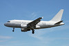 VP-CYB Airbus A318-118CJ c/n 5545 Paris-Le Bourget/LFPB/LBG 10-07-16