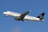 "N689TA Airbus A320-214 ""Avianca Central America"" c/n 5333 Los Angeles/KLAX/LAX 25-01-18 'Star Alliance"""