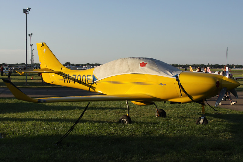HI-700EX Neico Lancair IV c/n LIV-335 Oshkosh/KOSH/OSH 31-07-13