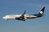 "XA-AME Boeing 737-852 c/n 36708 Las Vegas-McCarran/KLAS/LAS 02-02-18 ""Samsung Galaxy S8"""