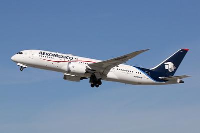 N961AM Boeing 787-8 c/n 35306 Los Angeles/KLAX/LAX 26-01-18