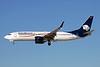 """XA-AMS Boeing 737-852 """"Aeromexico"""" c/n 43661 Las Vegas-McCarran/KLAS/LAS 13-11-16"""