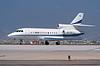 XA-TEL Dassault Falcon 900B c/n 168 Athens-Hellenikon/LGAT/ATH 23-09-00 (35mm slide)