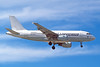 "N872MX Airbus A319-112 ""Mexicana"" c/n 1872 Las Vegas/KLAS/LAS 10-03-04 (35mm slide)"