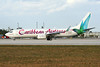 """9Y-TAB Boeing 737-8Q8 """"Caribbean Airlines"""" c/n 28233 Miami/KMIA/MIA 04-12-08"""