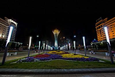 Astana-Kazakhstan-night-4