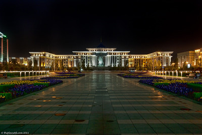 Astana-Kazakhstan-night-5