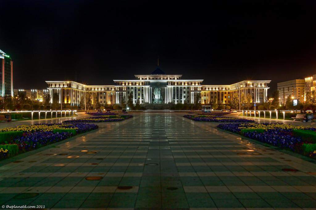 Astana-Kazakhstan-modern-building