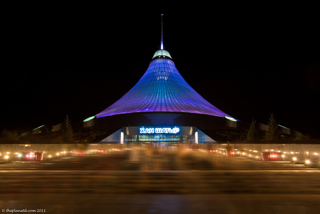 Astana-Kazakhstan-Khan-Shatyr-Entertainment-Centre