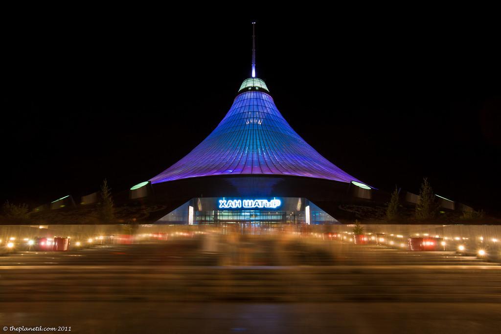 Astana-Kazakhstan-Khan-Shatyr-Entertainment-Centre