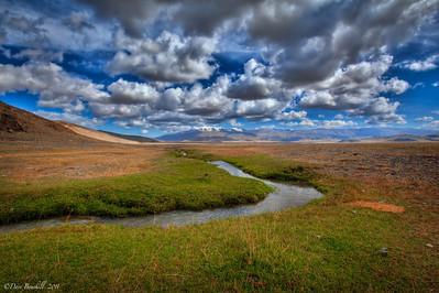 Mongolia-landscapes