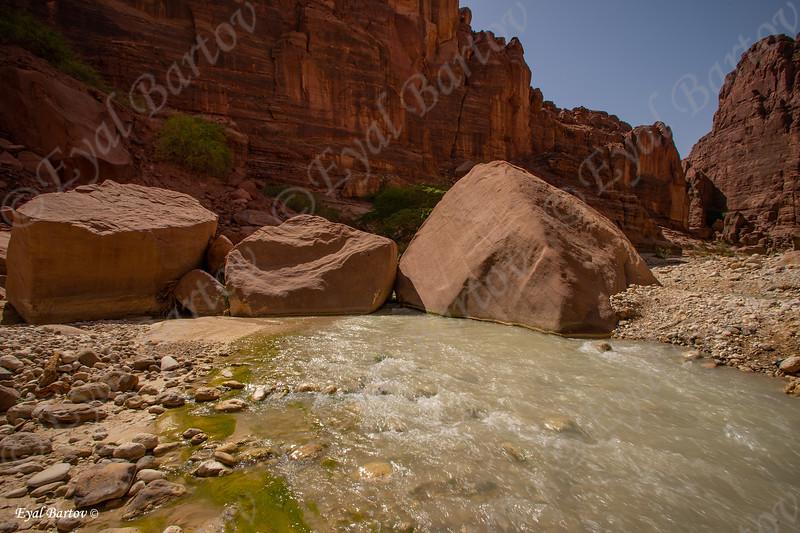 Jordan Wadi al-Hasa - 2ממלכת ירדן ואדי זרד