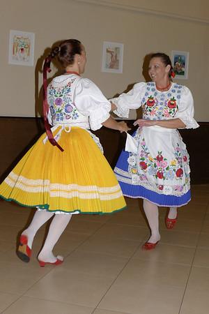 Hungarian Dancers
