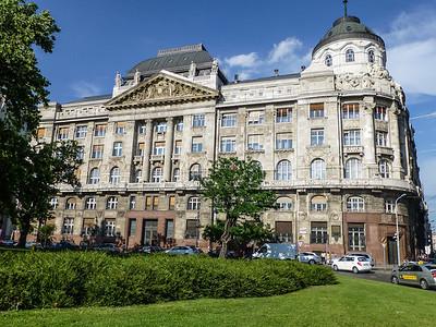 Gresham Palace hotel