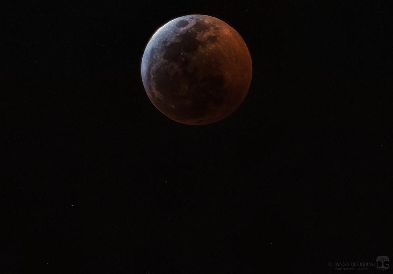Super Blood Wolf Moon
