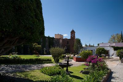 La Posada de la Aldea, San Miguel de Allende