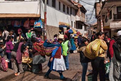 Cusco. Peru