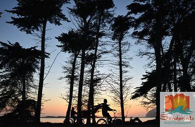 windy cove sunset_sandprints web