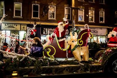 Madoc Santa Claus Parade 2014 by Len Holmes
