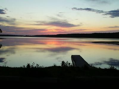 Moira Lake by Ann Sexsmith