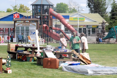 The Whole Town of Madoc Yard Sale (1)