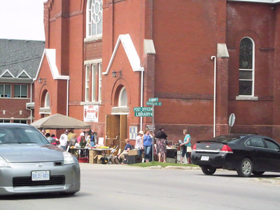 The Whole Town of Madoc Yard Sale (3)
