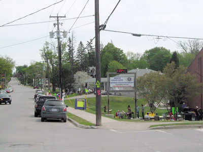 The Whole Town of Madoc Yard Sale (2)
