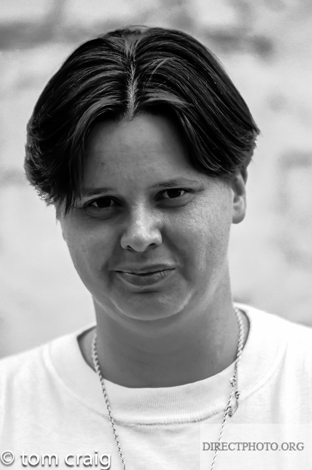 Paris Centre LGBT, Portrait French Lesbian, Ex-President of the Center LGBT Paris, Natalie Millet