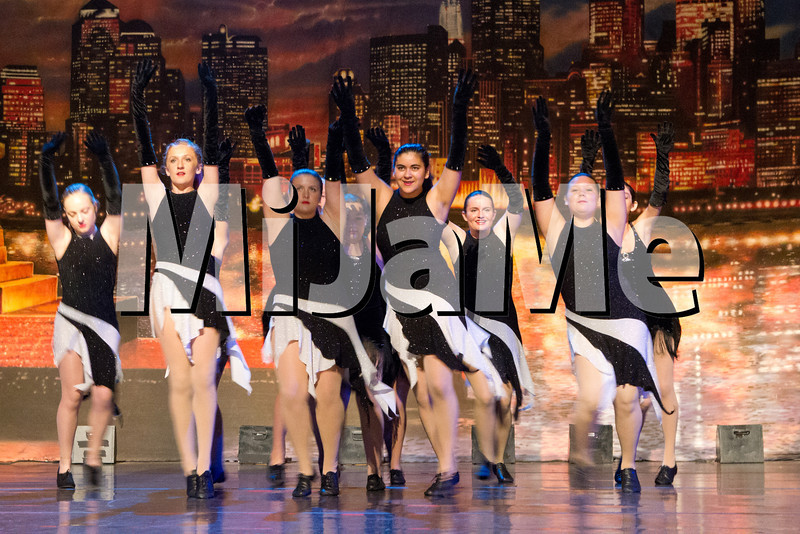 """Los Olivos Dance Gallery """"A Night in Manhattan - New York, New York"""" Friday production at the Festival Theater in Solvang, California, on May 18, 2012."""