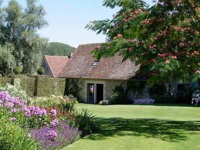 Jardin Apremont sur Allier 11 C-Mouton