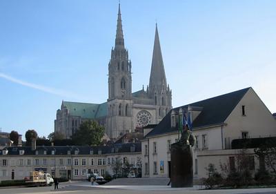 Chartres 87 C-Mouton