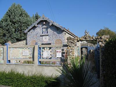 Chartres Maison Picassiette 11 C-Mouton