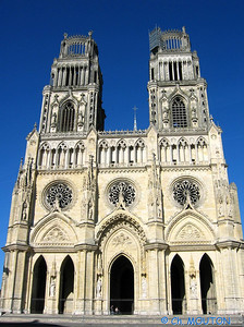 Orléans, cathedrale