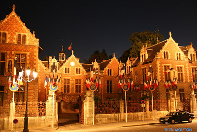 Hotel Groslot by night 2 C-Mouton