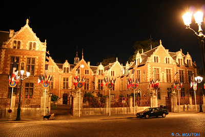 Hotel Groslot by night 3 C-Mouton