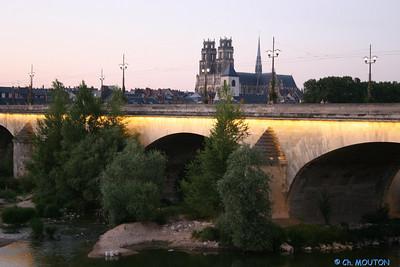 Orléans, nocturne