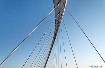 Orleans - Pont de l'Europe 30 C-Mouton