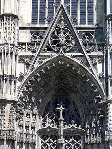Tours Cathedrale St Gatien 11 C-Mouton