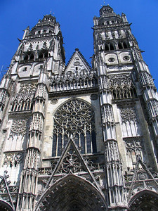 Tours Cathedrale St Gatien 04 C-Mouton