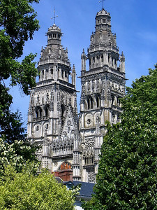 Tours Cathedrale St Gatien 09 C-Mouton
