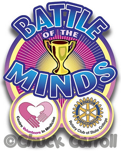 Centre Volunteers in Medicine --  Battle Of The Minds  --  October 8, 2009